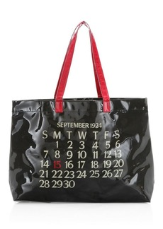 Saks Fifth Avenue Calendar PVC Shopper