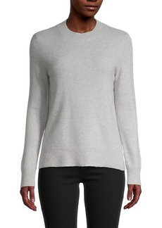 Saks Fifth Avenue Cashmere Long-Sleeve Sweater