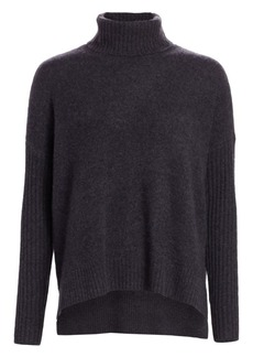 Saks Fifth Avenue Cashmere Turtleneck Sweater