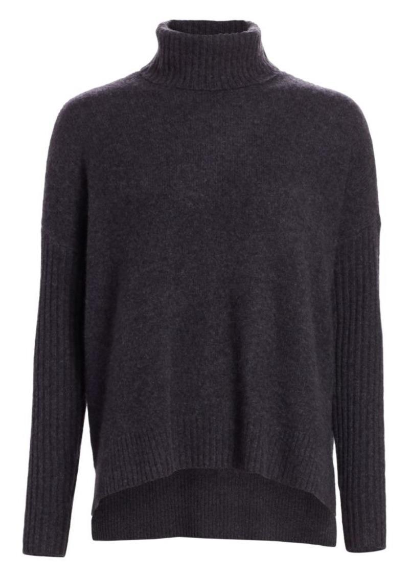 Saks Fifth Avenue Cashmere Turtleneck Sweater