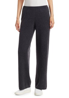 Saks Fifth Avenue COLLECTION Cashmere Wide Leg Pant