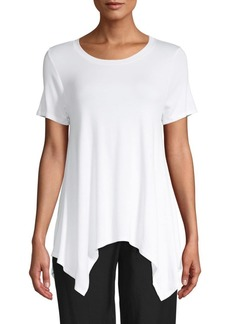 Saks Fifth Avenue Classic Short-Sleeve Tee