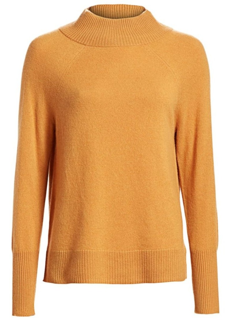 Saks Fifth Avenue COLLECTION Cashmere Funnel-Neck Pullover