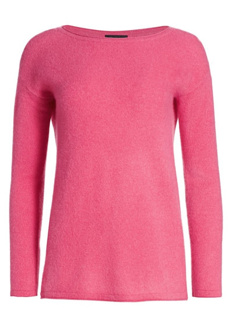 Saks Fifth Avenue Collection Cashmere Rolled Neck Tunic