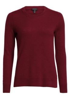 f8d7a0635c7 Saks Fifth Avenue COLLECTION Cashmere Roundneck Sweater