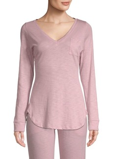 Saks Fifth Avenue COLLECTION Ellie Long Sleeve Tee