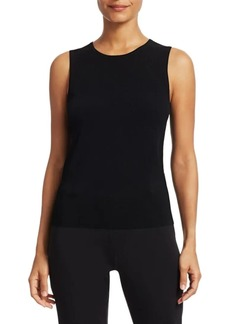 Saks Fifth Avenue COLLECTION Knit Shell Top