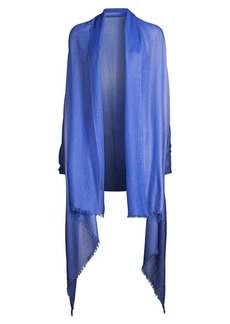 Saks Fifth Avenue COLLECTION Ombre Cashmere Shawl