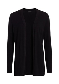 Saks Fifth Avenue COLLECTION Open-Front Cardigan