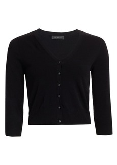 Saks Fifth Avenue COLLECTION Viscose Elite Shrug