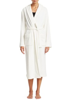 Saks Fifth Avenue COLLECTION Cotton Bathrobe