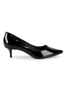Saks Fifth Avenue Donata Patent Leather Pumps