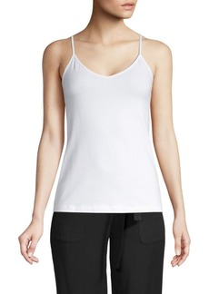 Saks Fifth Avenue Essential-Fit V-Neck Camisole
