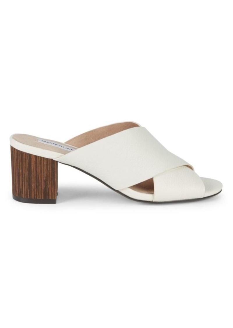 Saks Fifth Avenue Gracie Cross Strap Sandals