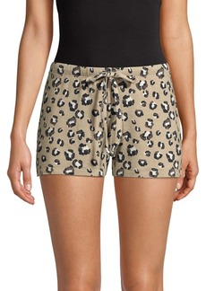 Saks Fifth Avenue COLLECTION Hattie French Terry Boxers
