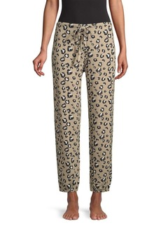 Saks Fifth Avenue Hattie French Terry Joggers