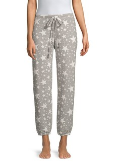 Saks Fifth Avenue COLLECTION Hattie French Terry Joggers