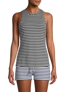 Saks Fifth Avenue Hattie Stripe Camisole
