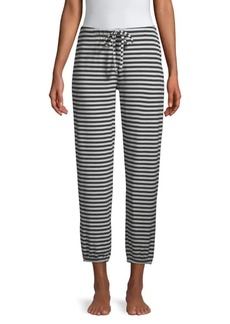 Saks Fifth Avenue Hattie Striped Jogger Pants