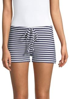 Saks Fifth Avenue Hattie Striped Shorts