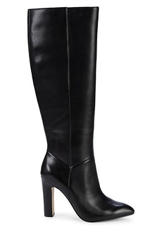 Saks Fifth Avenue Kortnee Leather Knee-High Boots