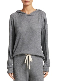 Saks Fifth Avenue Lacie Lace-Up Sweater