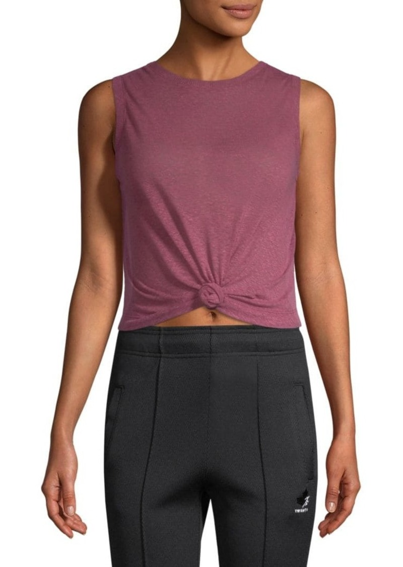 Saks Fifth Avenue Lexington Jersey Top