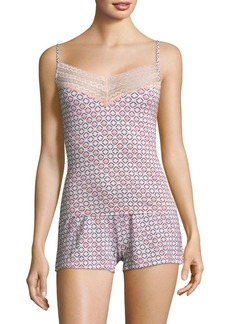 Saks Fifth Avenue Lori Geometric Camisole