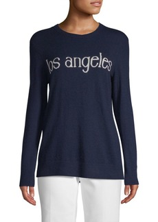 Saks Fifth Avenue Los Angeles Intarsia Sweater