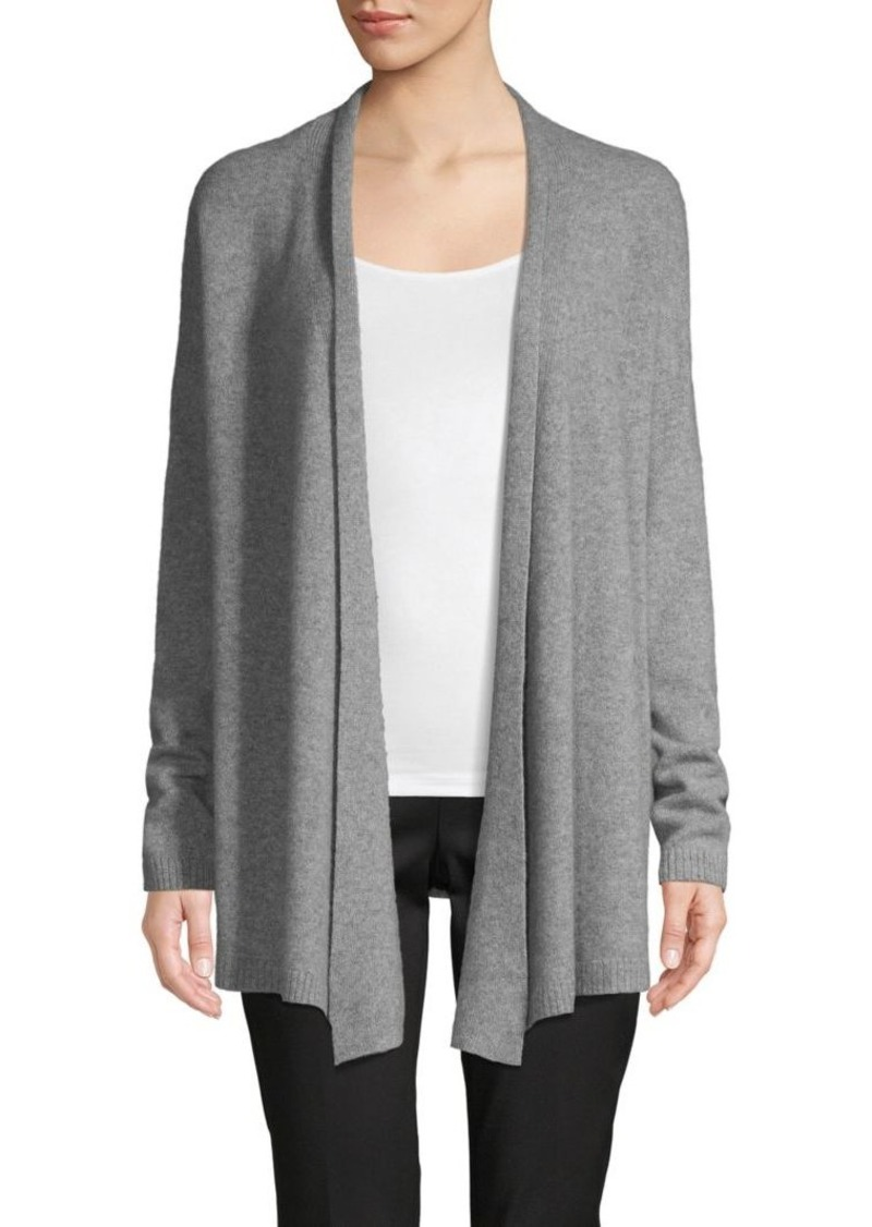 Saks Fifth Avenue Open-Front Cashmere Cardigan