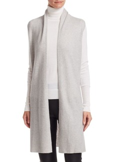 Saks Fifth Avenue COLLECTION Cashmere Vest