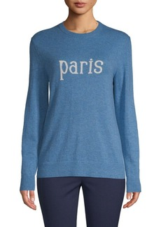 Saks Fifth Avenue Paris Sweater