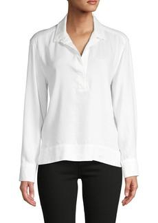 Saks Fifth Avenue Popover Shirt