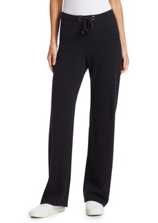 Saks Fifth Avenue COLLECTION Relaxed Cashmere Drawstring Joggers