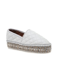 Saks Fifth Avenue Renata Leather Espadrilles