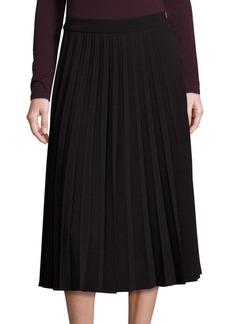 Saks Fifth Avenue Accordion Pleated Skirt