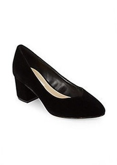 Saks Fifth Avenue Amaya Ankle-Strap Pumps