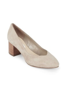 Saks Fifth Avenue Amaya Suede Pumps