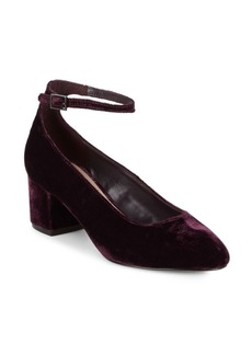 Saks Fifth Avenue Amelia Almond Toe Pumps