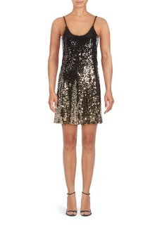 Saks Fifth Avenue Bethany Sequin Embellished Dress
