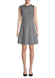 Pattern Fit-&-Flare Dress