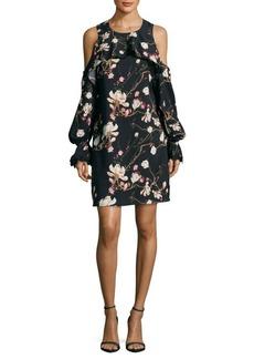 Saks Fifth Avenue BLACK Ramsey Off-The-Shoulder Dress