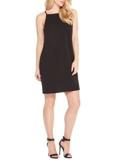 Saks Fifth Avenue BLACK Solid Squareneck Dress