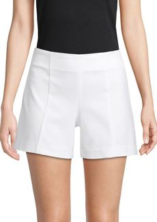 Saks Fifth Avenue BLACK Tailored Power Stretch Shorts