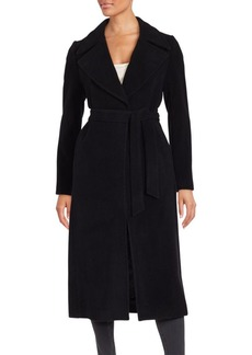 Saks Fifth Avenue Blended Wool Coat