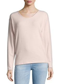 Saks Fifth Avenue BLUE Cozy Dolman Top