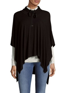 Saks Fifth Avenue Layered Poncho