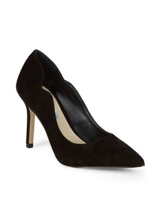 Saks Fifth Avenue Bolton Suede Stiletto Pumps