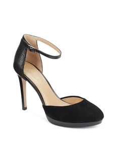 Saks Fifth Avenue Brianna Ankle Strap Heels