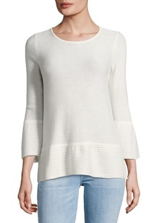 Saks Fifth Avenue Casual Pullover Sweater